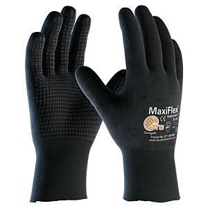 Rękawice ATG MaxiFLex® Endurance 42-847, czarne, rozmiar 8, para