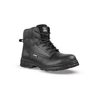 Chaussures de sécurité montantes Jallatte Jalgeraint S3 - noires - pointure 44