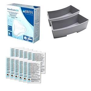 Kit de nettoyage pr machines à café Gemini et ES sans raccord. d eau fixe