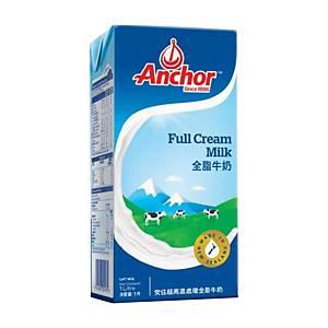 Anchor 安佳 全脂奶 1公升