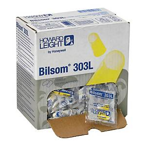 Honeywell Bilsom 303L Large Uncorded Earplug (Box of 200)