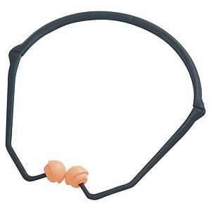 Honeywell Percap gehoorbeugel en oordopjes, herbruikbaar, SNR 24 dB, pak 10 paar