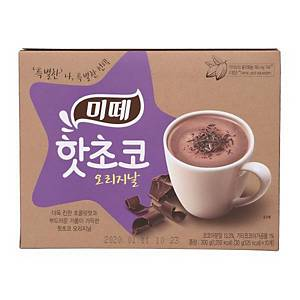 PK10 MITE HOT CHOCOLATE ORIGINAL 30G