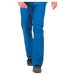 MUZELLE NEW PILOTE WORK TROUSERS BLUE S2