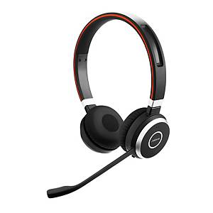 HEADSETT JABRA EVOLVE 65 MS DUO USB
