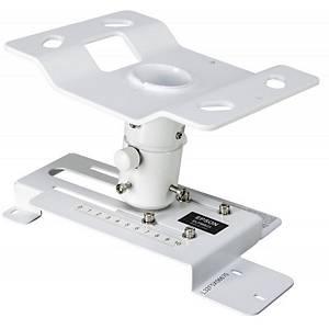 Stropný držiak projektora Epson ELPMB23 biely