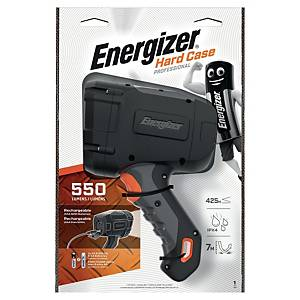 Work light Energizer Spotlight Hardcase, 550 lumens, LED