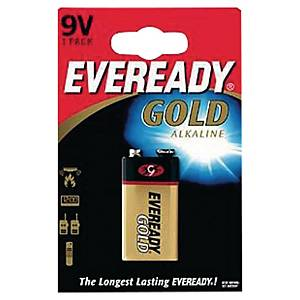 Pile alcaline Eveready Gold 9V/LR61