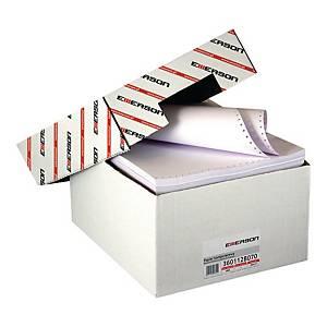 Papier komputerowy EMERSON 210x12x1, 70 g/m², 2000 arkuszy