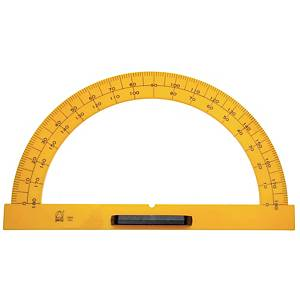 Protractor for school bord