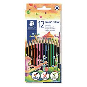 Staedtler Noris colour pencil - pack of 12