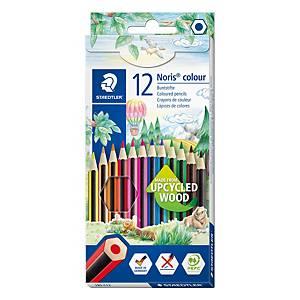 Pack 12 lápis STAEDTLER Noris Colour 185