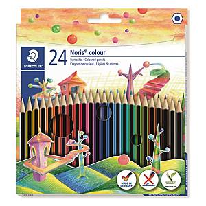 Staedtler Noris colour pencil - pack of 24