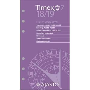 Ajasto Timex lukuvuosipaketti 18/19