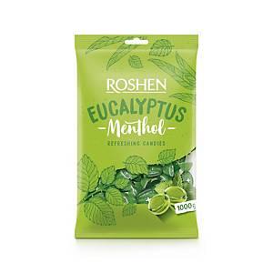 Roshen Mentolové cukríky Eukalyptus 1 kg
