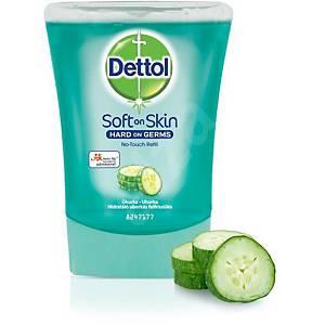 Dettol antibakteriális folyékony szappan pumpás adagolóval, 250 ml