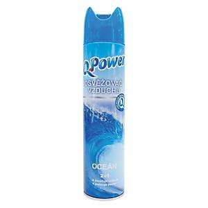 Q POWER AIR FRESHENER SPRAY OCEAN 300ML