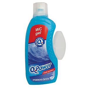 Q POWER WC GEL OCEAN 400ML
