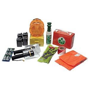 Kit di emergenza ADR standard per trasporto merci pericolose su strada