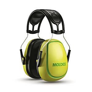 Casque auditif Moldex M-serie M4, SNR 30 dB, jaune/vert