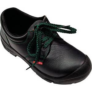 Majestic Quinto lage veiligheidsschoenen, type S3, zwart, maat 42, per paar