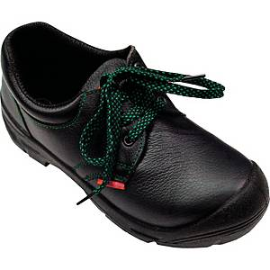 Quinto safety shoe S3 low boot black size 43