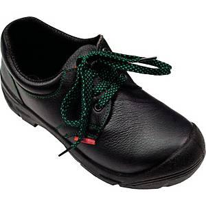 Majestic Quinto lage veiligheidsschoenen, type S3, zwart, maat 43, per paar