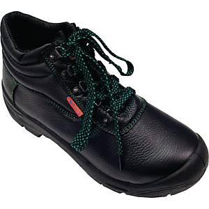 Chaussures de sécurité Majestic Lima, type S3, noires, pointure 36, la paire