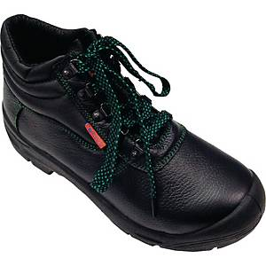Majestic Lima S3 chaussure haute noir - taille 36
