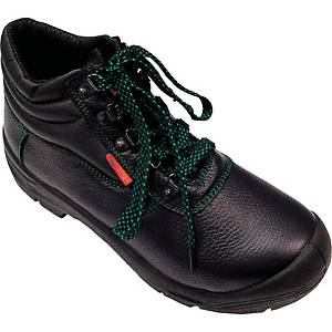 Chaussures de sécurité Majestic Lima, type S3, noires, pointure 39, la paire
