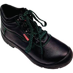 Chaussures de sécurité Majestic Lima, type S3, noires, pointure 41, la paire