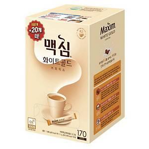 맥심 화이트골드 커피믹스 11.7g X 150 + 20스틱