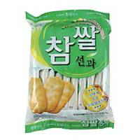 CROWN RICE LONG CRACKER 115G