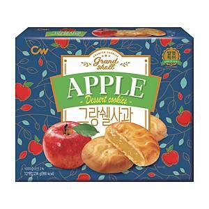 청우식품 그랑쉘 사과 12입 234g