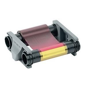 Nastro a colori YMCKO quadricromia per stampante Durable DURACARD ID 300