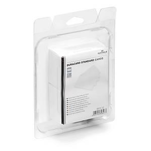 Ersatzkarten Durable 891502, für Duracard ID300, 0,76mm, 100 Stück