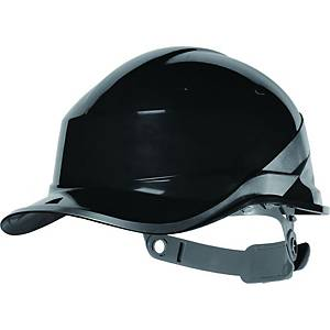 DELTAPLUS DIAMOND SAFETY HELMET BLACK