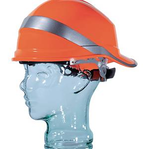 Elmetto Deltaplus Diamond V dielettrico arancione