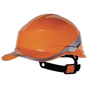 Hełm ochronny DELTA PLUS Diamond V, pomarańczowy