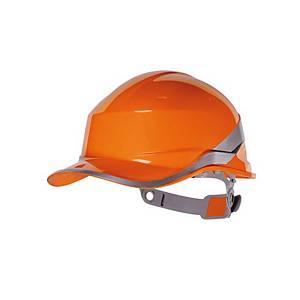 Bezpečnostná prilba DELTAPLUS BASEBALL DIAMOND V, oranžová