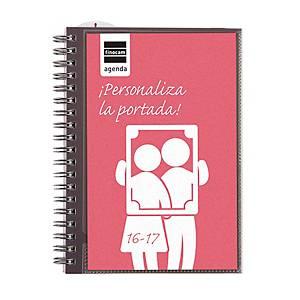 Agenda escolar personalizable Finocam Mini-i - semana vista - castellano