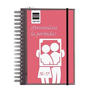 AGENDA MINI INSTITUT PERSONALIZABLE 1/8 DP 20-21 CASTELLANO