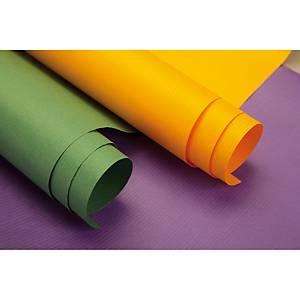 Rollo de papel kraft Sadipal - 1m x 50m - azul turquesa