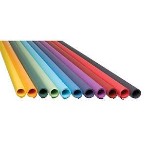Rollo de papel kraft verjurado Sadipal - 1 m x 50 m - marrrón