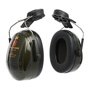 Cuffie antirumore per elmetto 3M Peltor™ Optime™ II SNR 30dB