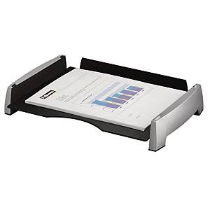 FELLOWES LETTER TRAY SILVER