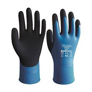 Wonder Grip Aqua WG-318 Water Resistant Gloves L