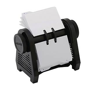 GEOHAN ROTARY 360 BUS CARD FILE BLACK