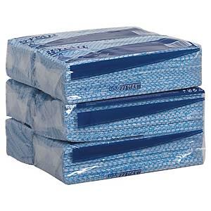 Pack de 50 panos de limpeza industriais Wypall X50 - azul