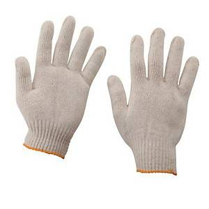PK10 WONCHANG COTTON GLOVE F/MEN 40G